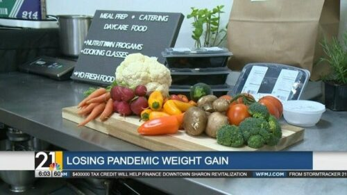 Healthy steps to reduce the COVID-19 pandemic pounds