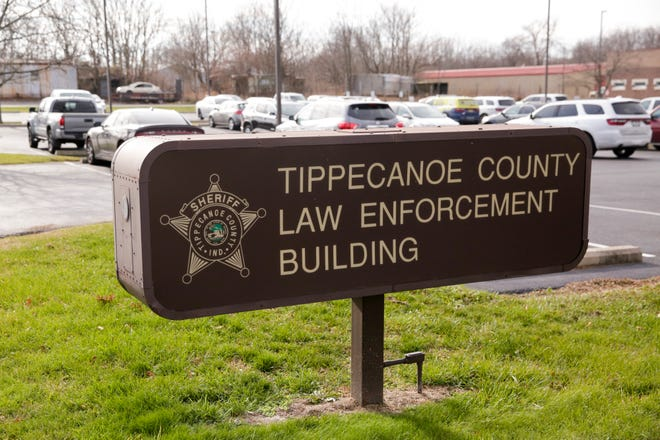 Tippecanoe County  Sheriff's Office and Jail/file/Journal & Courier
