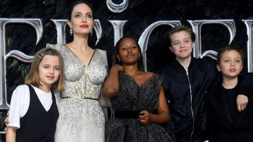 Angelina Jolie Reveals How Race Has Affected Medical Treatment For Her Kids