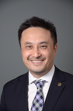 Photo of Dr. Duc Ho