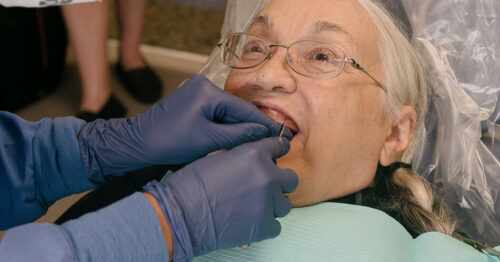 Five Decades Later, Medicare Might Cover Dental Care