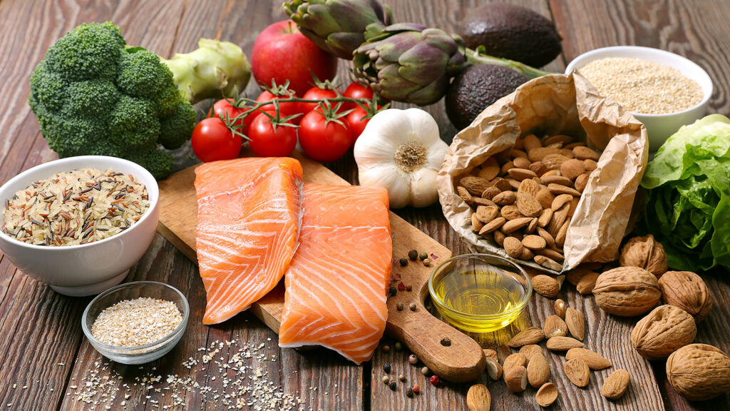 The best foods for your dental health